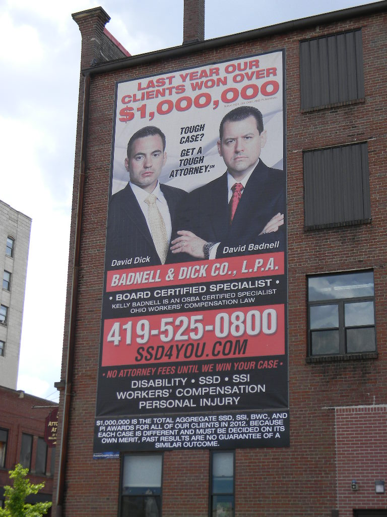 Pic Ohio SSD Attorneys Billboard