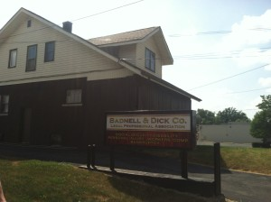 Badnell & Dick Co., LPA 1519 Allentown Road Lima, OH 45805 office